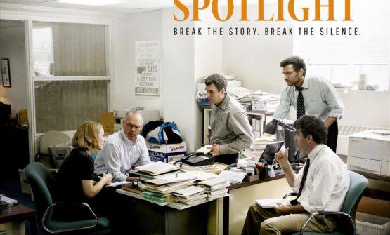 Executivo de 'Spotlight' Dedica Oscar às Vítimas