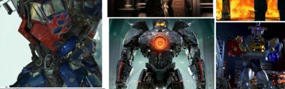 Os maiores robôs gigantes do cinema
