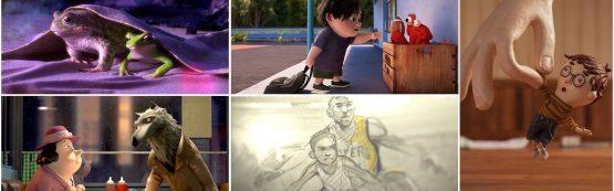 Conheça os Indicados ao Oscar de Melhor Curta de Animação