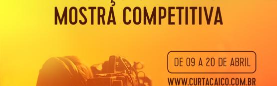Inscrições abertas para o Festival de Cinema de Caicó