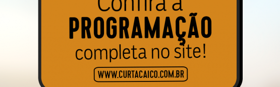 Festival de Cinema Curta Caicó divulga programação oficial