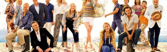 Mamma Mia! mergulha novamente no universo do ABBA em retorno triunfal
