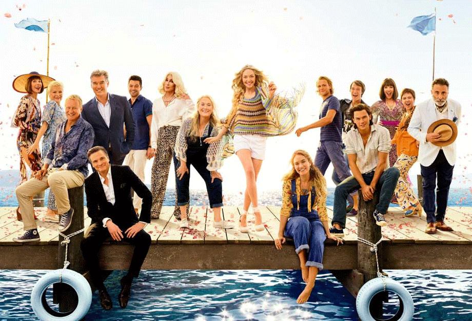 Mamma Mia! mergulha novamente no universo do ABBA em retorno triunfal -  SetCenas