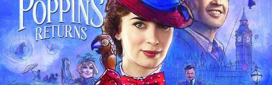 """Divulgado trailer completo de """"O Retorno de Mary Poppins"""""""