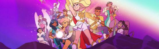 Ela tem a força: She-Ra e As Princesas do Poder é um exemplo de como fazer um remake